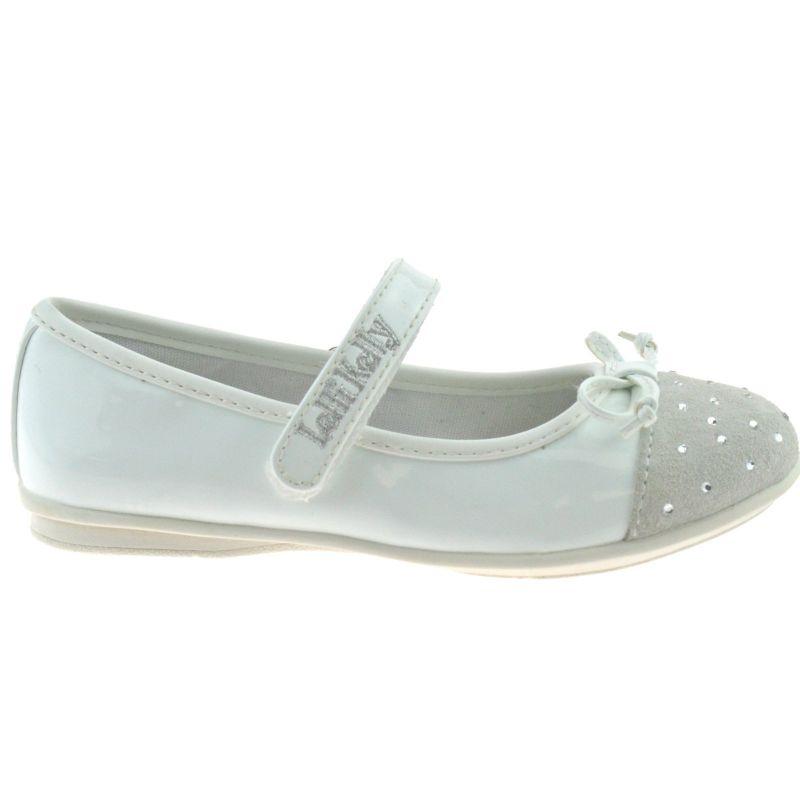 Lelli Kelly LK9726 (AA01) Bianco Vanessa Dolly Shoes