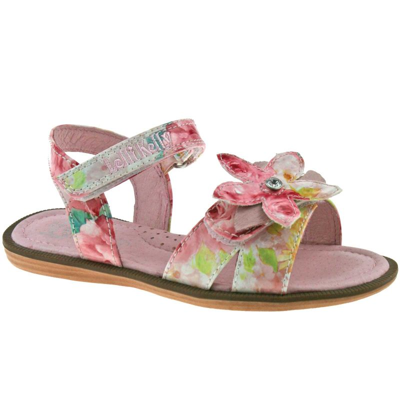 Lelli Kelly LK9500 (AC02) Fantasia Rosa Fiore Sandals