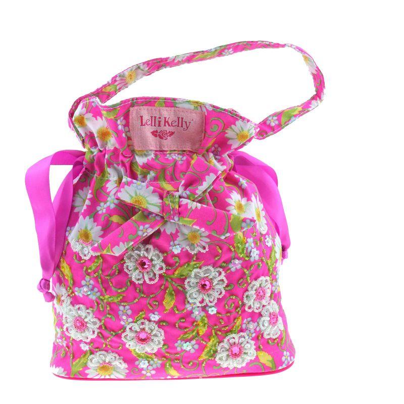 Lelli Kelly LK9990 (BN02) Rosa Fantasia Cotton Bag