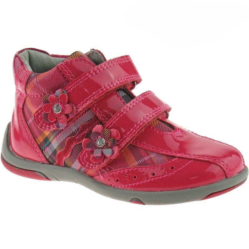 Lelli Kelly LK8602 (DN01) Christina Fuxia Vernice Boots
