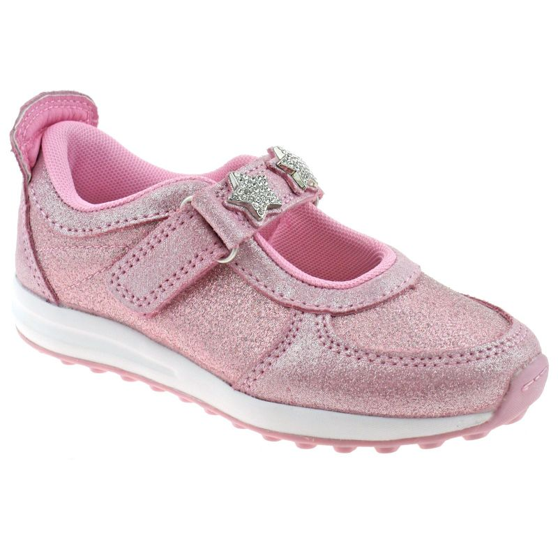 Lelli Kelly LK7858 (GC01) Glitter Rosa Colorissima Dolly Trainer Shoes