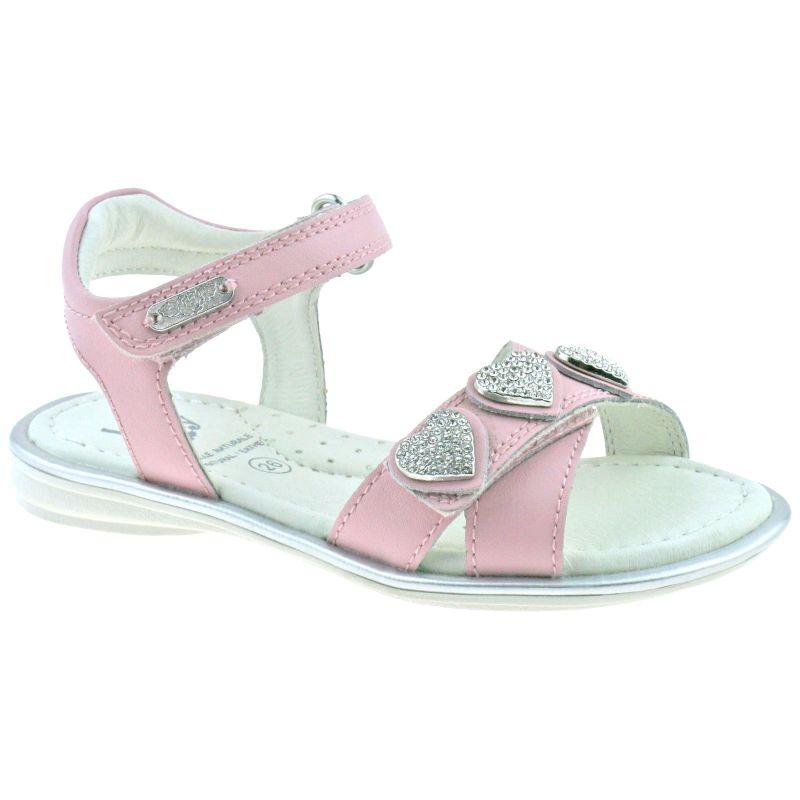 Lelli Kelly LK9520 (CC01) Rosa Noemi Diamante Heart Adjustable Sandals