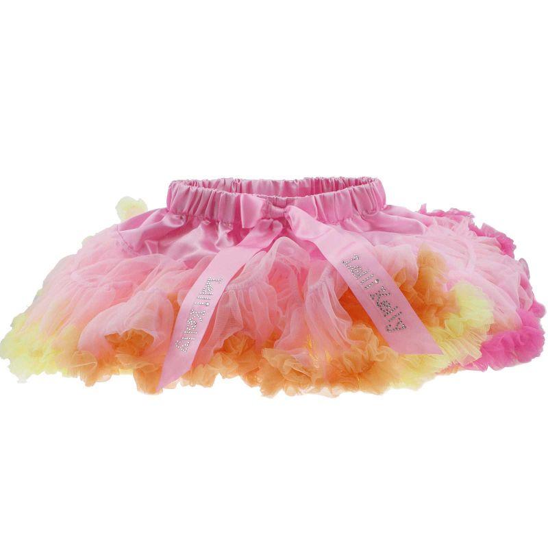Lelli Kelly LK7982 (AC66) Pink Yellow Tutu