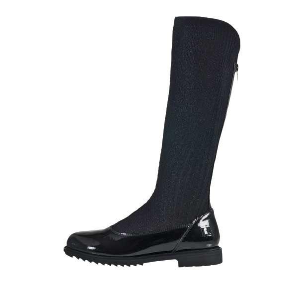 Lelli Kelly LK3656 (DBA7) Magiche Black Vernice Boots