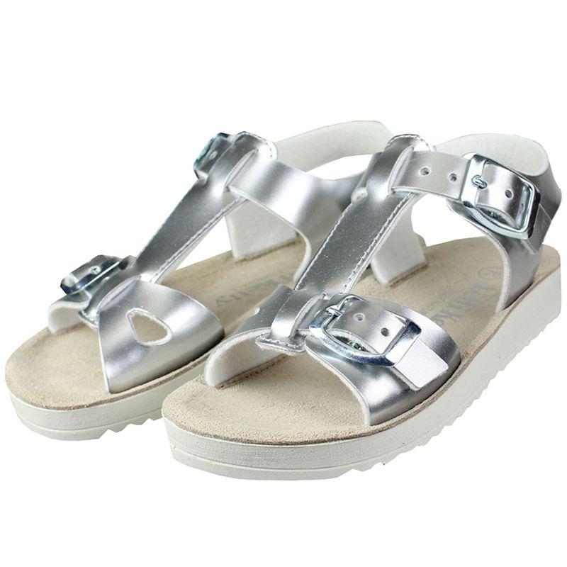 Lelli Kelly LK1592 (HG01) Athena Silver Sandals