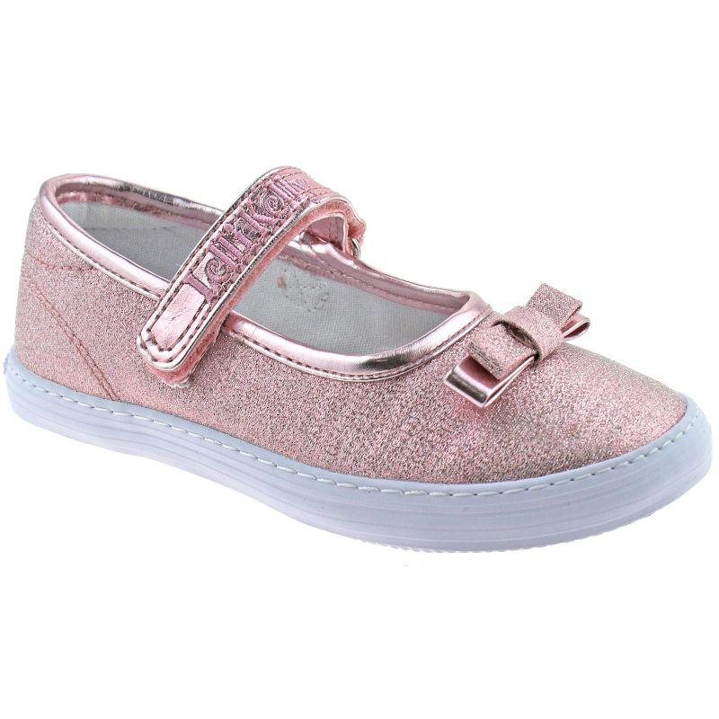 Lelli Kelly LK5300 (BC01) Rosa New Sprint Shimmer Ballerina Dolly Shoes