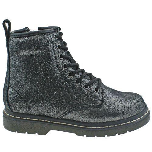 Lelli Kelly LK7501 (GB01) Angie Glitter Nero Ankle Boots