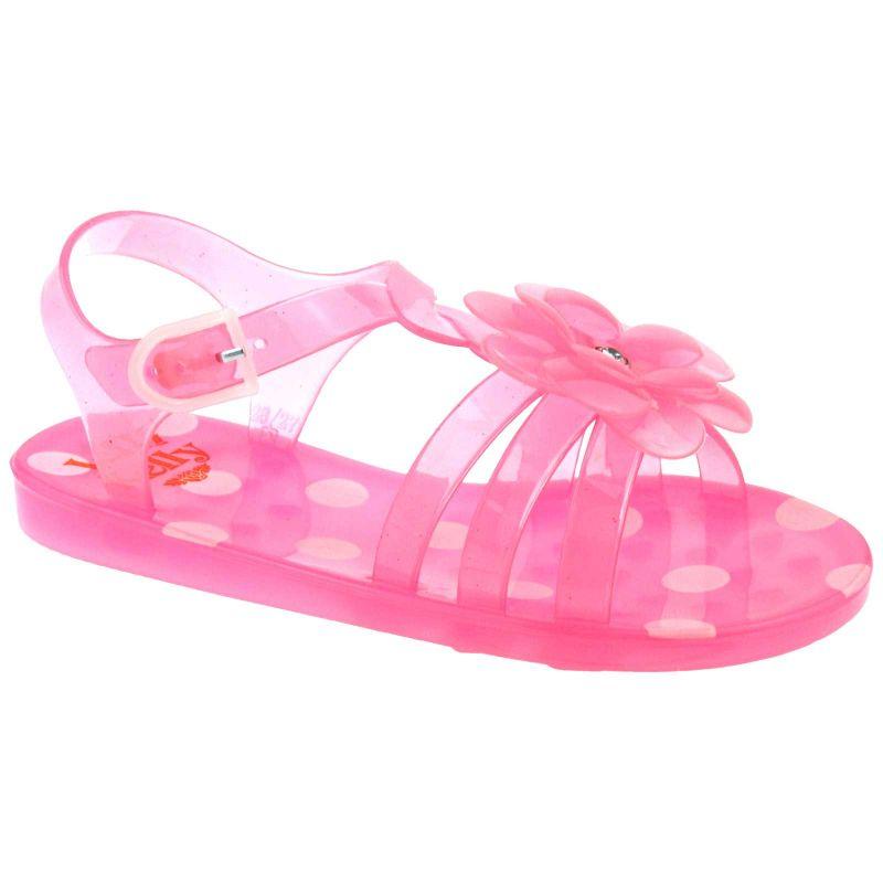 Lelli Kelly LK9942 (AD89) Strawberry Jenny Jelly Sandals
