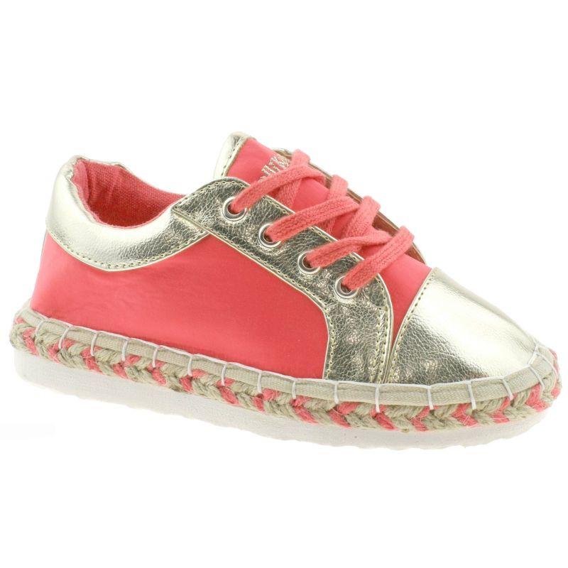 Lelli Kelly LK4604 (A182) Corallo Marbelle Lightweight Espadrille Shoes