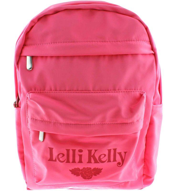 Lelli Kelly LK8296 (AC01) Pink School Rucksack Backpack Bag