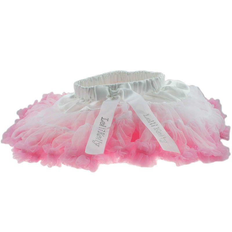 Lelli Kelly LK7982 (AA52) White Pink Tutu